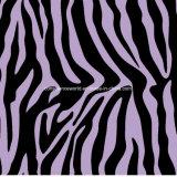 a série animal Pigment&Disperse do leopardo 100%Polyester imprimiu a tela para o jogo do fundamento