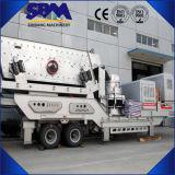 China-Lieferanten-niedriger Preis-mobile Goldprozess-Zerkleinerungsmaschine