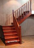Escaleras de madera sólidas del fabricante de la escalera de China