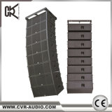 """Linha linha linha X2 sistema grande da disposição 12 """" de China da maneira do DJ três da disposição de altofalante da disposição"""