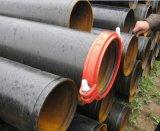 Tubo d'acciaio Grooved dell'estremità ERW di ASTM A795 per protezione antincendio