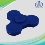 Personne remuante de roulement en céramique d'ABS la tri joue le fileur de main avec l'éclairage LED et le haut-parleur de Bluetooth