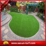 حديقة زخرفة يرتّب عشب اصطناعيّة اصطناعيّة عشب مرج لأنّ خارجيّة