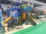 Het nieuwste Kleine Stuk speelgoed van de Spelen van het Kind van de Apparatuur van de Speelplaats van Jonge geitjes Grappige