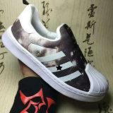 2017 scarpe da tennis eccellenti della tela di canapa della stella dei bambini di Sunmmer della molla, abitudine scherza i pattini