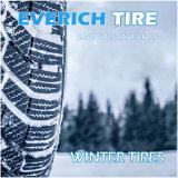 neumático radial tachonado 185r14c de la polimerización en cadena del neumático de coche del neumático de la nieve de los neumáticos del invierno de 165r13c 175r14c