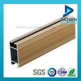 Popular de alta calidad de aluminio 6063 Perfil de marco de ventana de la puerta Filipinas
