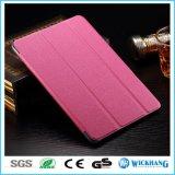 Caso elegante de cuero magnético de la cubierta para la tablilla de Apple Samsung Xiaomi Huawei