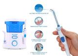 L'eau électrique de cadeau de famille de fournisseur de Walmart Irrigator dentaire avec des gicleurs