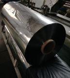 película de poliester metalizada 12mic para el acondicionamiento de los alimentos