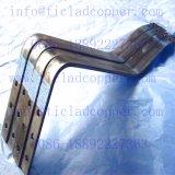 Barra de cobre livre de cobre da Turquia 2 folheados Titanium /Oxygen para linhas da galvanização