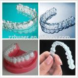 De tand Materiële Uitrusting van de Indruk Silicome