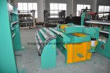 Folha de metal industrial da elevada precisão que corta a linha máquina