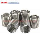 L4012 en acier inoxydable fil bobine Insertion 10 mm