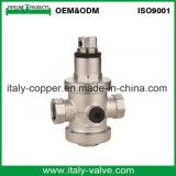 Pressão de bronze automática que reduz a válvula da água (AV-B-5)