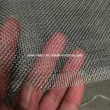 Серебряная Coated алюминиевая сетка для экрана окна