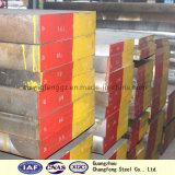 Le moulage en plastique en acier de D2/DIN 1.2379 de travail à froid élevé de résistance à l'usure en acier meurent l'acier