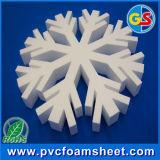 Производитель фабрики листа пены PVC Китая (бело и цветасто)