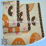 T-022 Handdoek 100% Katoen Terry van het Gezicht van het Ontwerp van de doughnut