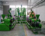 自動ゴム製粉の生産ライン、全タイヤのシュレッダー