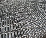 Quetschverbundenes Bildschirm-Ineinander greifen, Grube Seiving Ineinander greifen, quetschverbundener gesponnener Draht-Bildschirm