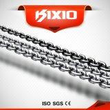 Type fixe élévateur à chaînes électrique avec le crochet