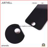 Schermo dell'affissione a cristalli liquidi di tocco del telefono mobile per la visualizzazione della pagina del metallo di iPhone 5s