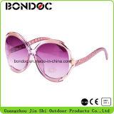 Qualitäts-Plastiksonnenbrillen für Frauen