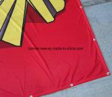 Banderas a todo color brillantes de la tela del poliester (SS-SF-90)
