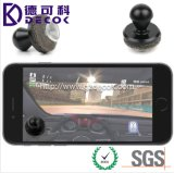 Palillo de Joypad de la palanca de mando del juego para el iPhone para el teléfono móvil elegante de la pantalla táctil del iPad