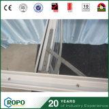 Удар французского окна двойной застеклять UPVC - упорное окно