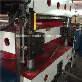 Automatische horizontale heiße Presse-Wärme-Maschine
