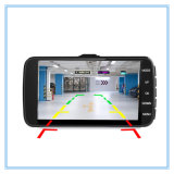 Super Night Vision Dual Lens DVR Camera com Ldws Adas