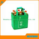 No tejido promocional de reciclaje Bolsa reutilizable