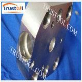 Drehenmetalteil CNC-maschinell bearbeitenteil-Welle-Präzisions-Ersatzteile