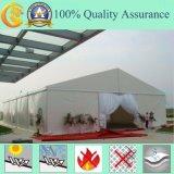 كبيرة تقليديّ حزب عرس خيمة مع حائط جانبيّ لأنّ عمليّة بيع