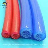 Silicine durch Hitze schrumpfbares Gummigefäß für elektrisches kabel