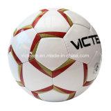 Fördernder Standardgrößen-bunter preiswerter Fußball