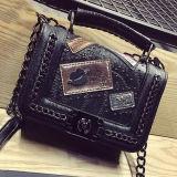 Sacchetto di vendita caldo Sy8079 di Crossbody dei 2017 di disegno delle signore della borsa di modo del distintivo sacchetti di spalla