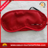 Mascote Black Eye Mask Plush Sleep Mask Aviação Eyeshade Supplier