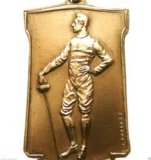 Medaglia di timbratura su ordinazione del metallo di sport dell'OEM Cina