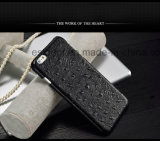 iPhone、ソニー、Huaweiのための革携帯電話の箱