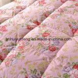 Comforter interno del poliestere della tela di base del poliestere del Duvet