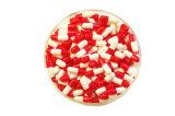 Cápsula hueco de la gelatina que empaqueta 00# a las cápsulas certificadas Halal 4#