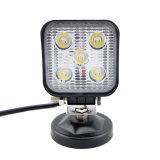 Luzes de condução pequenas do diodo emissor de luz do tamanho 15W para veículos agriculturais