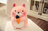 Hamster-Plüsch-Spielzeug-Zoll angefülltes Spielzeug für Kind