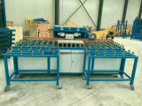 Quatro lados Glass Edging Machine, vidro Ariser, Glass áspera Edging Machine