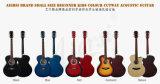 Aiersi China Factory Atacado Color Student Guitarra acústica Sg025