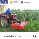 Montado Tractor agricola toma de fuerza trasera del cortacésped Topper (TM140)