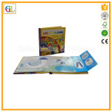 高品質の紙表紙の児童図書の印刷